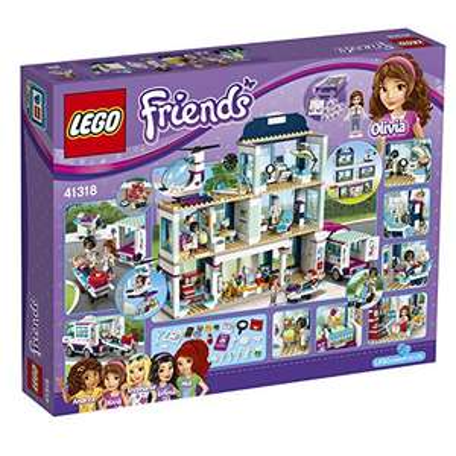 LEGO Friends HOSPITAL £38.25 @ Amazon Lightning deal
