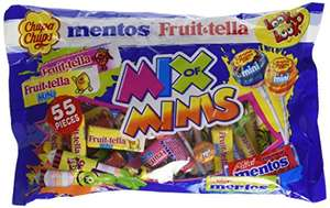 Fruittella Mix of Mini's 508g - 55 items for £2.00. Back in Stock at Amazon (add-onitem)