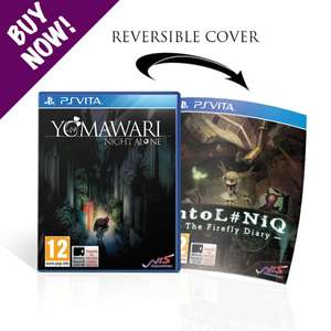 Yomawari: Night Alone / htoL#NiQ: The Firefly Diary PSVita Standard Edition £23.48 (postage inc)