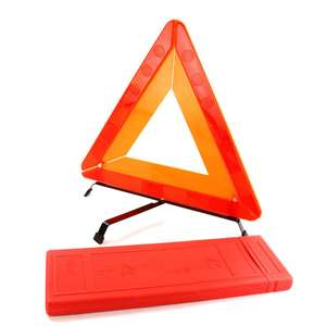 Warning Triangle in Case £3.01 @ Euro Car Parts