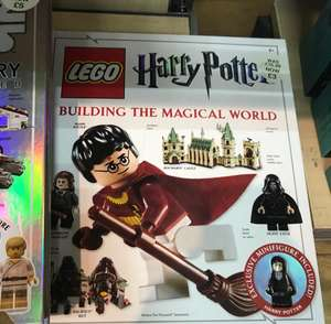 Lego Harry Potter: Building The Magical World £3 @ WHSmith (Eastleigh)