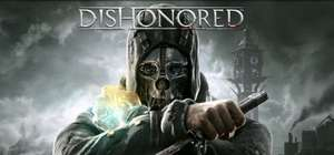 Dishonored (Steam) £1.79 @ Fanatical