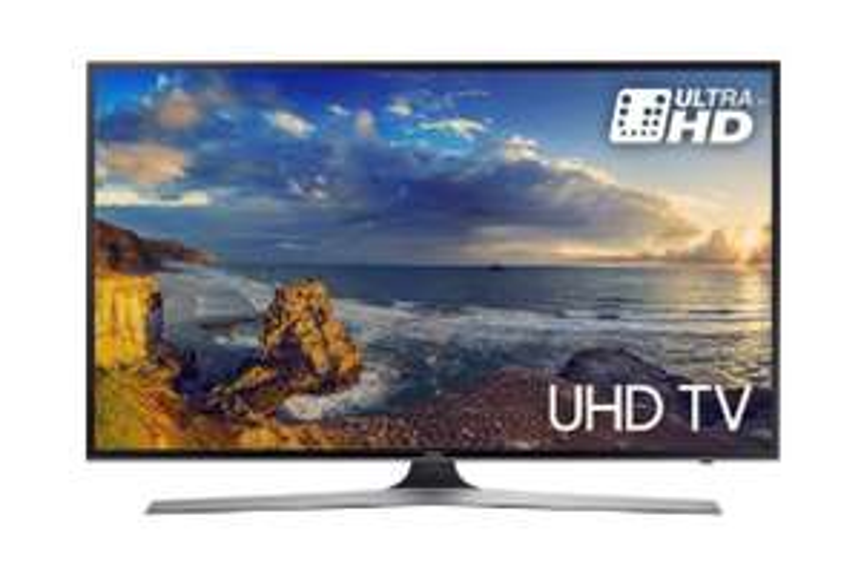 "Samsung UE40MU6120 40"" 4K Ultra HD Smart HDR TV £289 - PRC Direct (John Lewis pricematch)"