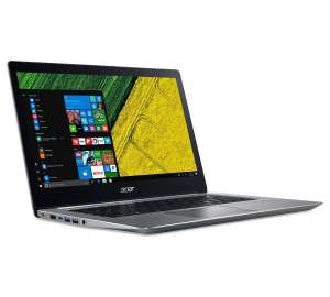 Acer Swift 3, 14 inch laptop, 8GB RAM, SSD, HD display. £499.99 @ Argos