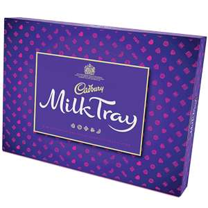 Cadbury Milk Tray Chocolate Selection 530g £1.99 In-store @ Superdrug