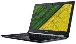 """Boxing Day Sale 15% off - Acer Aspire 5 15.6"""" Notebook A515-51 - Intel Core i7, 8GB RAM, 256GB SSD, Full-HD IPS, 2 Yrs Warranty £577.99 With Code BOXING15 @ Acer UK"""