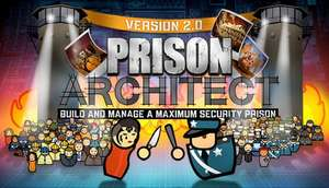 Prison Architect [Steam/DRM free] at Humble Bundle for £4.99