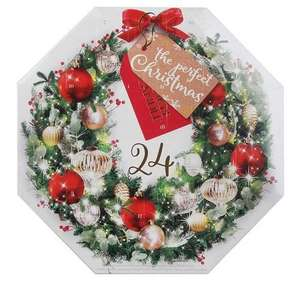 Yankee advent calendar £12.49 +£2.99 del @ Candles Direct