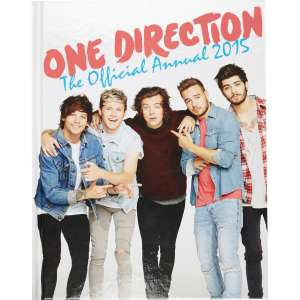 Collector's item - One Direction official 2015 annual £1 @ River Island