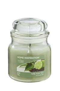 Medium Yankee Candle £4.99 delivered, Time for Tea scented - Studio