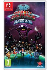 88 Heroes: 98 Heroes Edition (Nintendo Switch) £16.85 @ Base