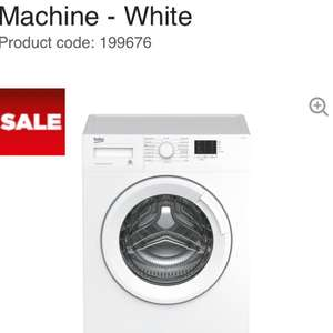 BEKO WTB720E1W 7 kg 1200 Spin Washing Machine - White £149 at Curry's