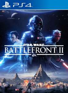 Battlefront 2 PS4 £29.99 @ PlayStation Store Sale