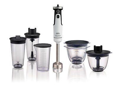 Morphy Richards 402053 Total Control Hand Blender Preparation Set - White £29.99 ebay /  morphyrichards