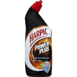Harpic Power Plus - 750ml -  £0.50 @ Homebase