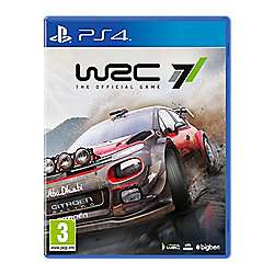 WRC7 PS4 free delivery or click & collect £24 at Tesco
