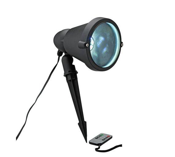 HOME Outdoor Snowflake Projector Light £13.99 was £54.99 Argos