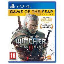 The Witcher 3: Wild Hunt Game of the Year [PS4/XO] £16.99 @ Argos