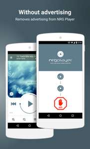 NRG Player Adblocker - FREE (was £3.99) @ Google Play Store