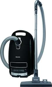 Miele Complete C3 Power Line Bagged Cylinder Vacuum Cleaner, 4.5 L, 1200 W - Black £129.99 @ AmazonUK Prime