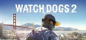 WATCH DOGS 2 £16.99 on steam store