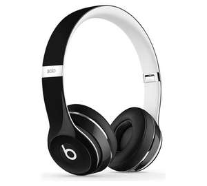 Beats Solo2 On-Ear Headphones Luxe Edition - Black now £89.99 at Argos