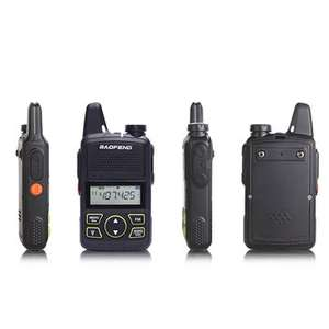 BF-T1 Frequency 400-470MHz 20 Channels Hotel Civilian Walkie Talkie - £10.44 at Banggood