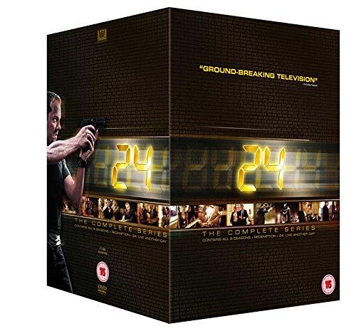 24 - Season 1-9 [DVD] £27.99 - Amazon