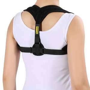 Yosoo Back Support Belt Adjustable Size Straight Strap for Women and Men Sold by zjchao and Fulfilled by Amazon for £8.69 Prime (£10.68 non Prime)