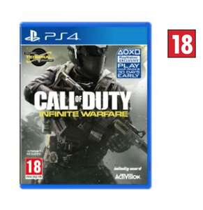 Call of Duty Infinite Warfare (Day One): PS4 instore at Asda for £5