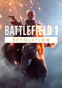 Battlefield 1 Revolution Edition PC - £21.99 @ Origin