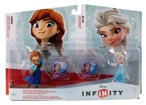 Disney Infinity Frozen  Toy Box Set £3.99 Delivered @ Argos Ebay