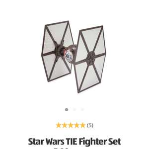 Star Wars Tie Fighter Reduced from £9.99 to £5.99 Free Delivery Aldi
