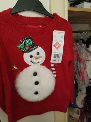 Tesco Christmas jumpers down to £3 - says £6 but £3 at checkout instore