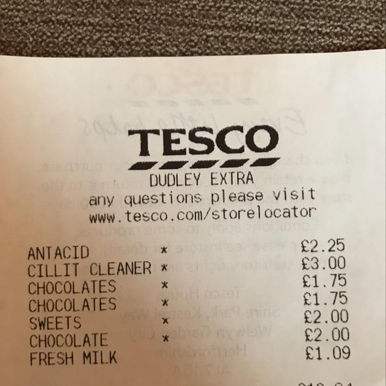 Quality Street - 484g - £1.75 instore @ Tesco