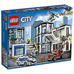 LEGO City Police Station 60141 - £54 @ Tesco Direct