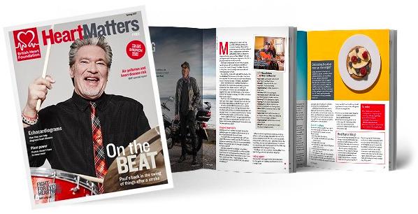 Free Heart Matters magazine