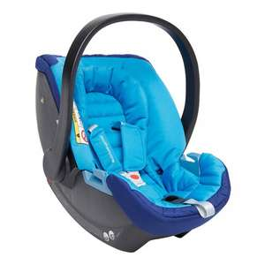 Mothercare Maine baby car seat Blue - £25 with free click and collect