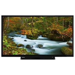 Toshiba 32L1753 32 Inch Full HD LED TV with Built-in Freeview HD £169 @ Tesco