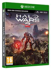 Halo Wars 2 for Xbox One £9.99 (prime) £11.98 (Non Prime) from Amazon
