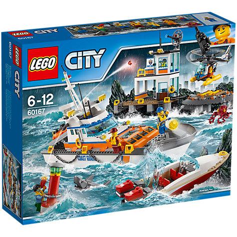 LEGO 60167 Coast Guard Head Quarters £47.96 inc VAT in store at Costco