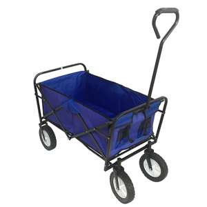 Folding trolley £10 at Homebase - Garden or Festivals? - £10 @ Homebase