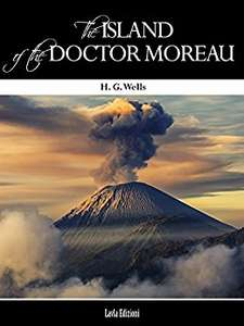 Free Kindle Edition - The Island of Dr. Moreau by H. G. Wells @ Amazon