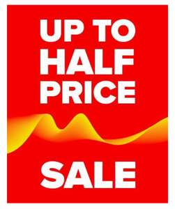 Maplin up to 50% off Sale, items from £1.99