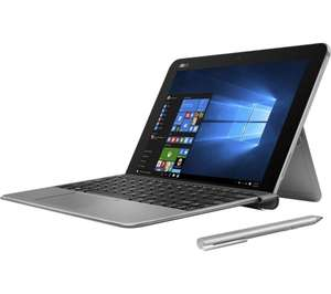 "ASUS Transformer Mini T102HA 10.1"" 2 in 1. Silver 4GB RAM, 64GB eMMC. - £199.99 @ PCWorld"