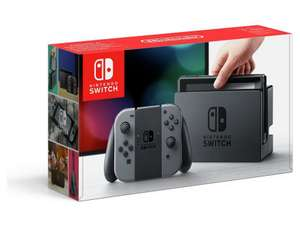 Nintendo Switch Grey (Refurbished) - eBay/Argos - £249.99 delivered