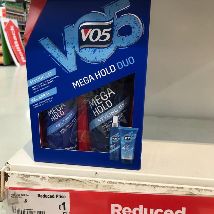 Vo5 gift set - £1 instore @ ASDA