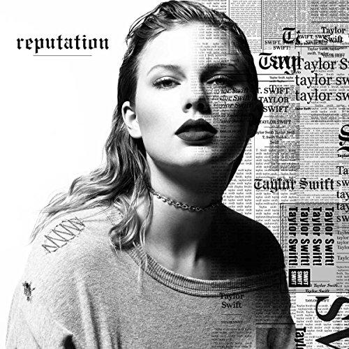 Taylor Swift reputation CD £6.99 (Prime)  £8.98 (non-Prime) Amazon