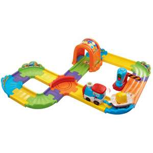 Vtech Train and Track Set £20 at Wilko