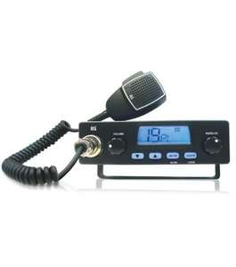 TCB550 MULTI-STANDARD AM FM CB RADIO £49.99 delivered, Sold by PNI-RO and Fulfilled by Amazon.